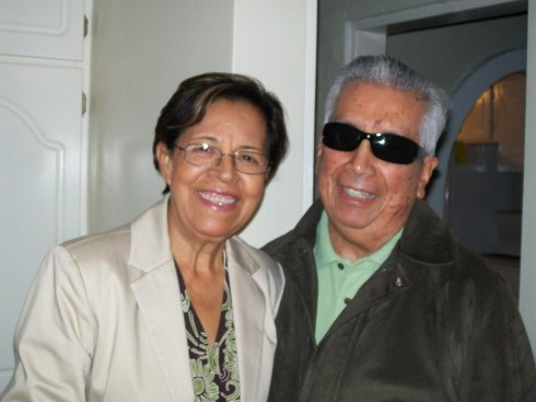 David and Guillermina Bello excited about their new home