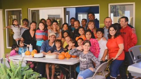"A ""Family"" celebration with the Home Church"